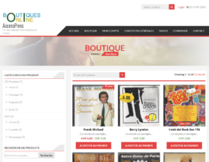 exemples de site de commerce 1