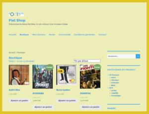 exemples de site de commerce 5