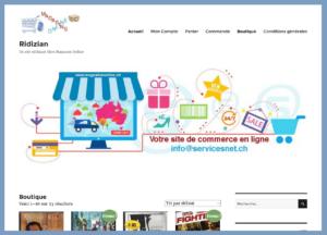 exemples de site de commerce 6